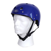 CASQUE AQUADESIGN SPIRAL SLALOM BLEU