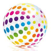 BALLE GEANTE INTEX BEACH BALL