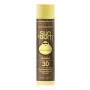 SUN BUM ORIGINAL SPF 30 SUNSCREEN LIP BALM – BANANA