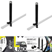 BARRE DE TOIT KAYAK L RACK AQUADESIGN