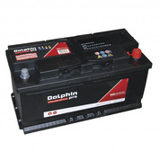 BATTERIE MARINE DOLPHIN PRO 108A