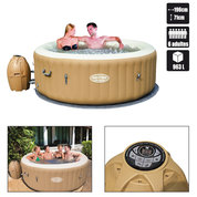 SPA BESTWAY LAY-Z PALM SPRINGS 4/6 PERSONNES