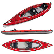 KAYAK BIC YAKKAIR HP2 GONFLABLE
