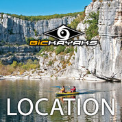 LOCATION KAYAK GONFLABLE BIC SPORT