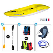 PACK KAYAK BIC OUASSOU SIT ON TOP