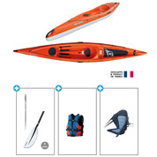 KAYAK BIC SCAPA FIT 2016