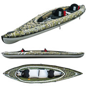KAYAK BIC YAKKAIR HP2 FISHING