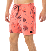 SHORT RIP CURL BEACH PARTY VOLLEY ROUGE