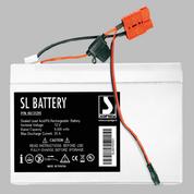 KIT BATTERIE SL POUR POMPE ELECTRIQUE BRAVO 120/230 V