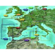 CARTE BLUECHART G3 REGULAR - GARMIN