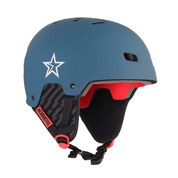 CASQUE JOBE BASE HELMET STEEL BLUE