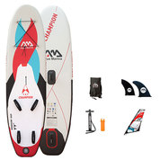 PACK WINDSURF GONFLABLE AQUA MARINA CHAMPION