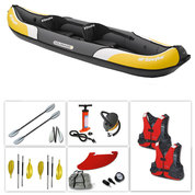 KAYAK SEVYLOR COLORADO PRO JAUNE