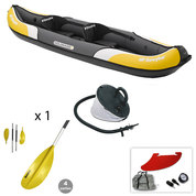 KAYAK SEVYLOR COLORADO YELLOW