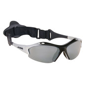 LUNETTES JOBE CYPRIS FLOATABLE GLASSES POLARIZED SILVER