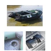 ANNEXE GONFLABLE DBI 270C FISHING - VERT