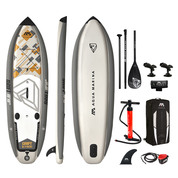 Paddle Aquamarina Drift 10.10 2021 | Paddle gonflable de peche