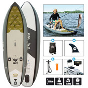 STAND UP PADDLE AQUA MARINA DRIFT PECHE 10.10 2017