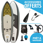 STAND UP PADDLE AQUA MARINA DRIFT PECHE 10.10
