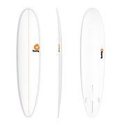 SURF TORQ LONGBOARD PINLINE 8.6 2020 BLANC