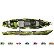 KAYAK DE PECHE FEELFREE LURE 13.5