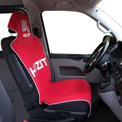 HOUSSE VOITURE HOWZIT CAR SEAT ROUGE