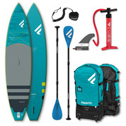 PADDLE FANATIC RAY AIR 11.6x31 PREMIUM 2020 GONFLABLE COMPLET