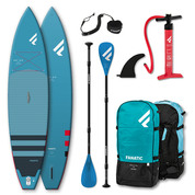 PADDLE FANATIC RAY AIR 12.6x32 PURE 2020 GONFLABLE COMPLET
