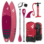 PADDLE FANATIC 2020 DIAMOND AIR TOURING 11.6x31 GONFLABLE + PAGAIE CARBON DIAMOND C35 COMPLET