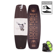PACK WAKEBOARD LIQUID FORCE 2021 FLX + INDEX