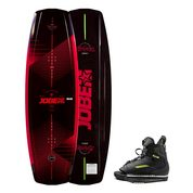 JOBE VANITY WAKEBOARD FEMME 141 & CHAUSSES UNIT PAQUET