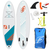 SUP GONFLABLE OCCASION F-ONE MATIRA ALL ROUND LW 2016 10.6