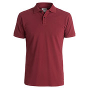 POLO QUIKSILVER FADED GHOST ROUGE