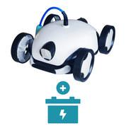 ROBOT ELECTRIQUE PISCINE FALCON HJ1007 AV BATTERIE