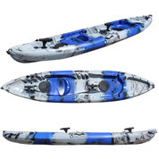 KAYAK MARGOUILLET 2/3 PLACES FAMILY GREY/BLUE