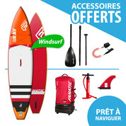 STAND UP PADDLE FANATIC RAY AIR PREMIUM 11.6 2018