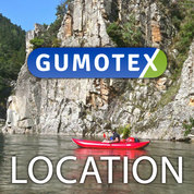 LOCATION KAYAK GONFLABLE GUMOTEX