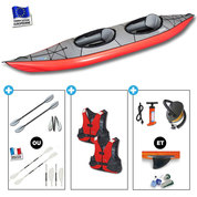 KAYAK GUMOTEX SWING 2 rouge DA