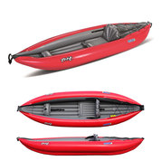 KAYAK GUMOTEX TWIST 1 ROUGE