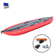 KAYAK GUMOTEX TWIST 2/1 CONVERTIBLE NITRILON ROUGE