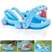 AIRE DE JEUX GONFLABLE INTEX HIPPO