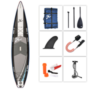STAND UP PADDLE GONFLABLE HOBIE TOUR 2016 12.6