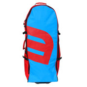 SAC A DOS A ROULETTES HOWZIT ROLLING BACKPACK BLEU/ROUGE