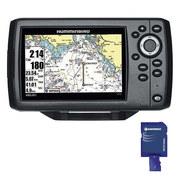 Humminbird Helix 5G2 GPS Avec Carte Navionics France 26G