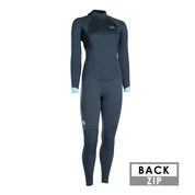 COMBINAISON ION JEWEL ELEMENT 5/4 BACKZIP FEMME 2020 NOIR BLEU