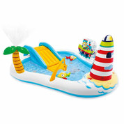 PISCINETTE ENFANT PECHE INTEX 57162