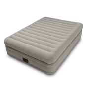 LIT GONFLABLE ELECTRIQUE INTEX TWIN COMFORT ELEVATED AIRBED FIBER