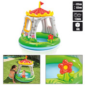 PISCINETTE BEBE INTEX ROYAL CASTLE BABY POOL