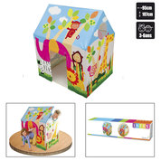 MAISON DE JEU POUR ENFANT INTEX JUNGLE FUN COTTAGE (45942)