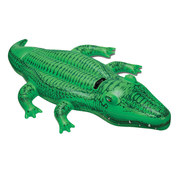 CROCODILE INTEX A CHEVAUCHER